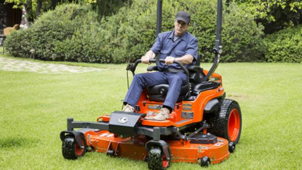 California firm expands mower lineup