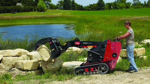 The evolution of the compact utility loader