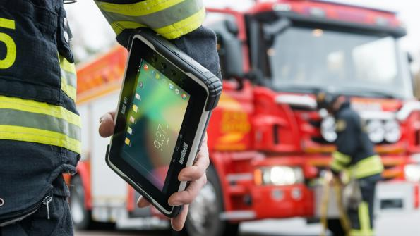 Rugged tablet is suited for mobile workers (with related video)