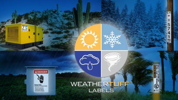 Long-lasting labels serve many municipal applications