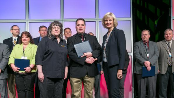 Association awards fleet specialist and management certifications