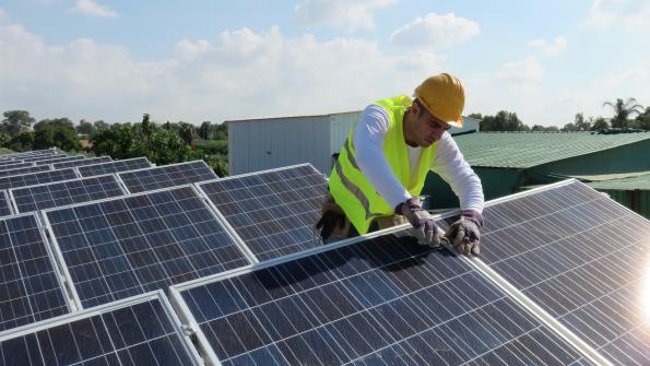 The future of solar looks very bright