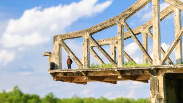 Repairing the bridges to nowhere