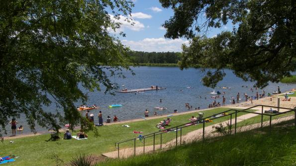 Attendance is trending up at state parks