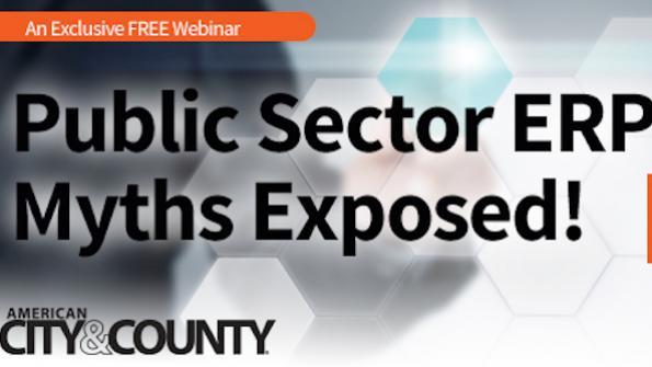 Public Sector MRP Myths Exposed!