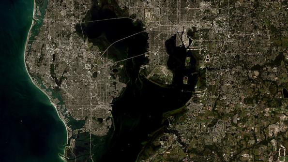 Florida city dumps nearly 10 million gallons of wastewater into Tampa Bay