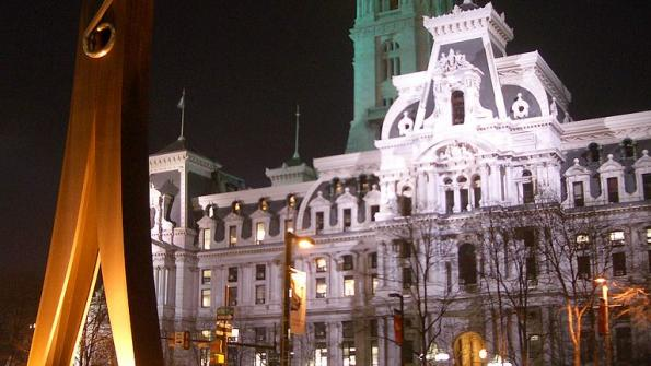 Philadelphia, largest municipal workers' union sign new workers' contract