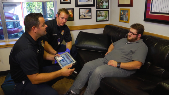 Houston's first responders rely on rugged tablet computers