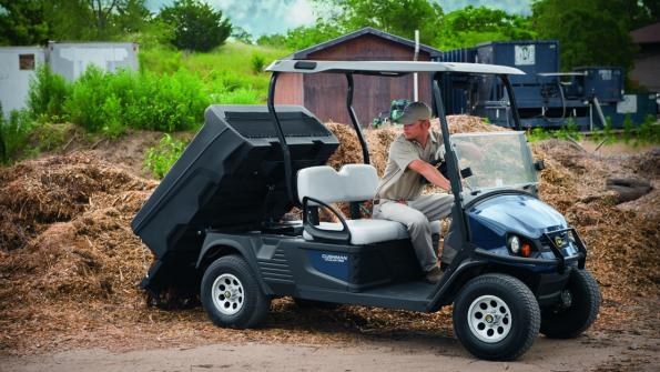 Utility vehicle line offers versatility (with related video)