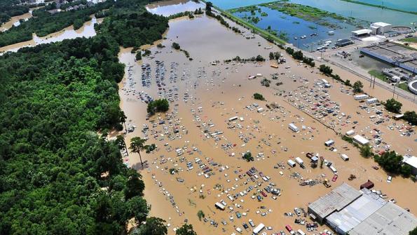 Louisiana municipalities begin recovery after horrific flood