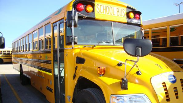 Hoosier State school buses roll on money-saving propane autogas