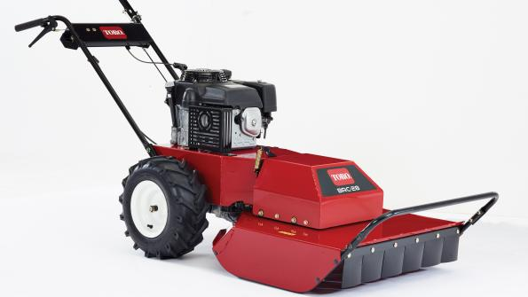 Brush cutter delivers power and performance
