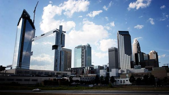 Charlotte responds to protests, faces criticism