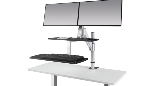 Standing desks: They play a key role in government offices (with related video)