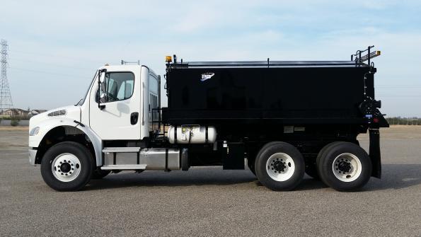 Machine helps road crews patch more potholes