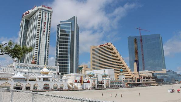 New Jersey government approves five-year takeover of Atlantic City