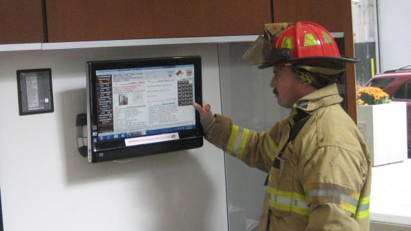 Windy City suburbs adopt digital technology for first responders