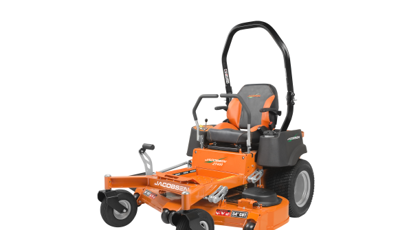 Mowers offer maintenance-saving features