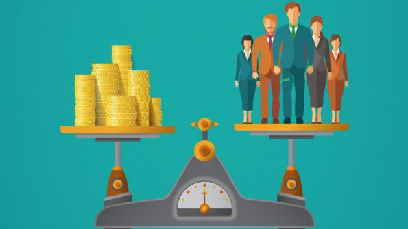 The benefits balancing act