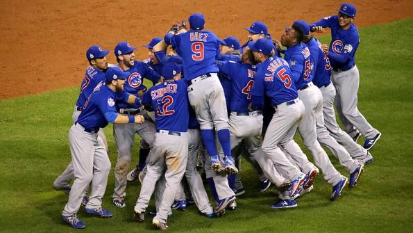 Chicago government joins in celebrating Cubs' World Series win