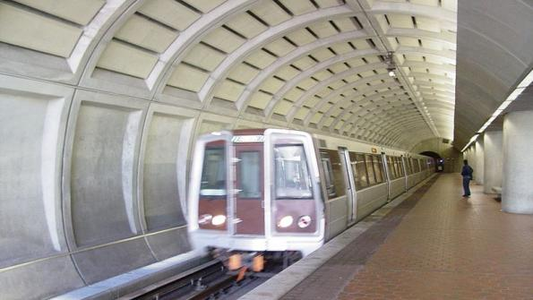 Washington Metro fires one-third of track inspection staff for false inspections