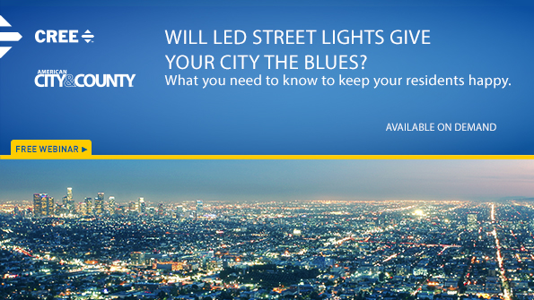 Will LED Street Lights Give Your City the Blues?