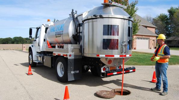 Use this updated sewer jetter for sewer blockages and other tasks (with related video)