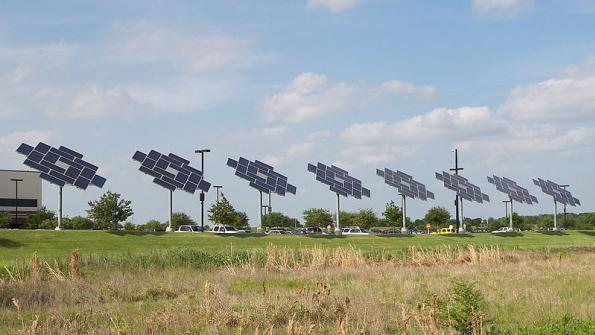 Municipalities obtain and use solar through different means