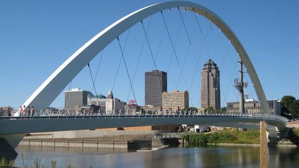 Des Moines metro ranked fastest growing city in Midwest; continues area's growth trend