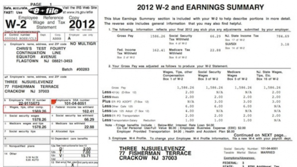 Texas city loses 800 employees' W-2s in phishing scam