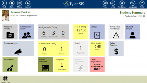 Missouri schools rely on web portal for mobile access to student data