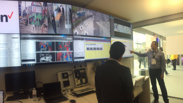 System helps Houston manage security during Super Bowl LI