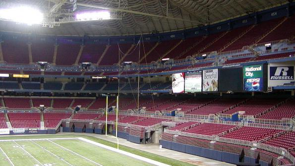 St. Louis sues NFL over Rams' relocation