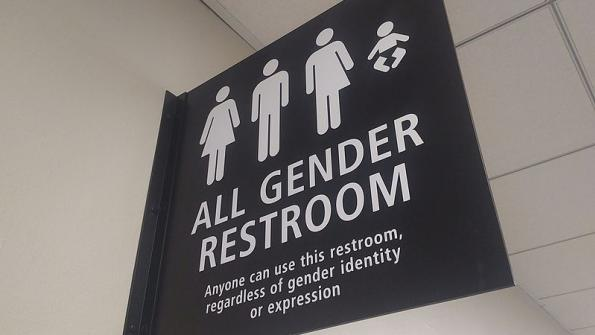 Cities enact rules requiring gender-neutral restrooms in municipal buildings