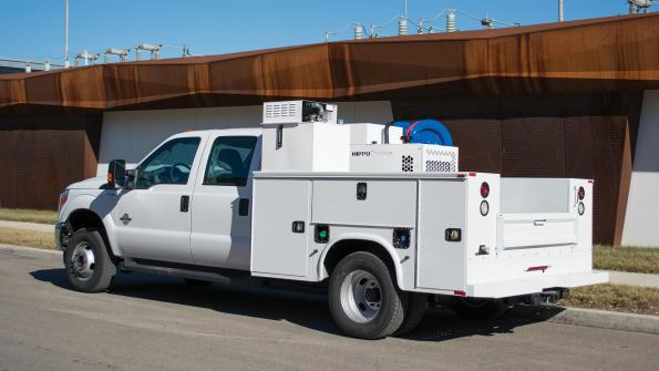 4 kinds of power available with truck-mounted generators (with related video)