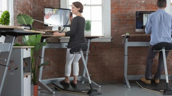 Expert: Market for healthier office seating will explode (with related video)