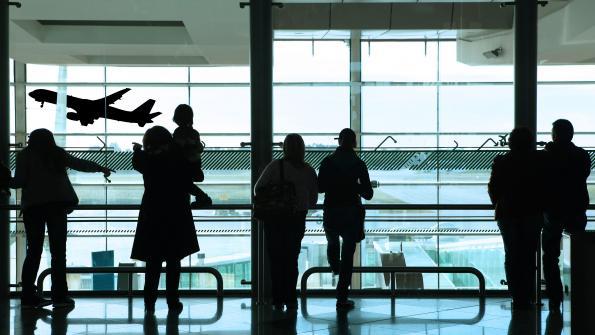 Information platform speeds airport credentialing process