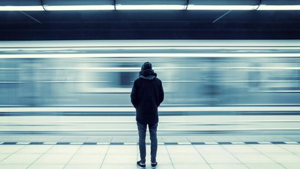 Millennials in transit