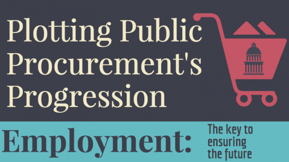 Infographic: Plotting public procurement's progression