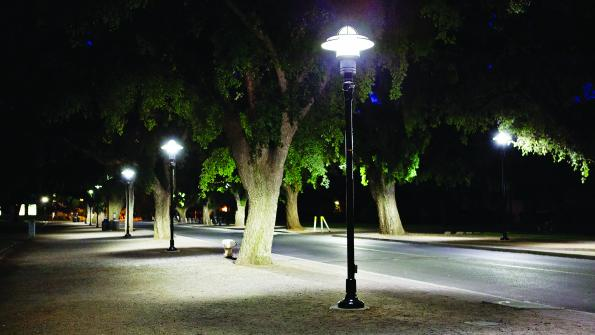 Smarter streetlights