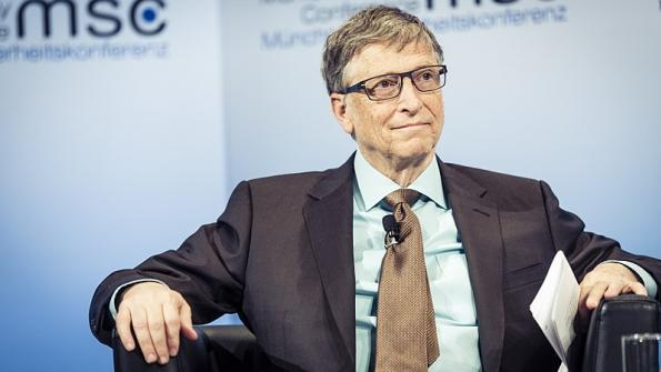 Bill Gates-controlled investment firm plans to build smart city in Arizona desert