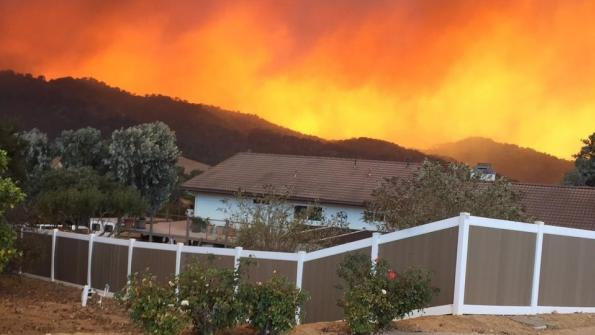 California wildfires spark issues of bilingual emergency communications
