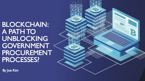 Blockchain: A Path to Unblocking Government Procurement Processes