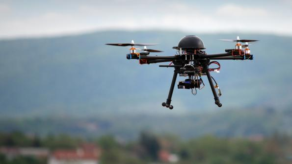 Trump administration announces local governments chosen for federal drone testing program