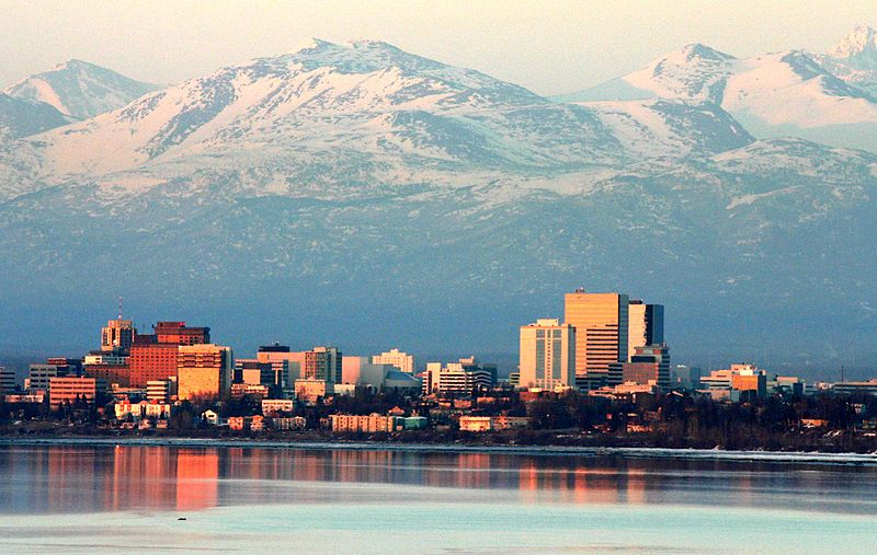 Communities in Anchorage seek to form separate government