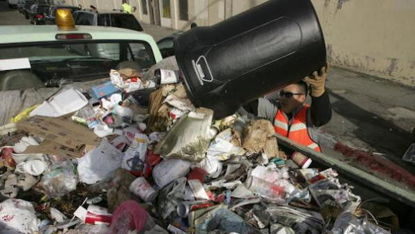 Oakland government hosts block parties to discourage illegal junk disposal