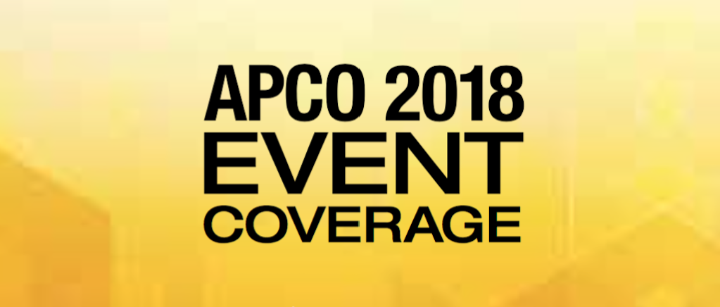 APCO 2018 Event Coverage