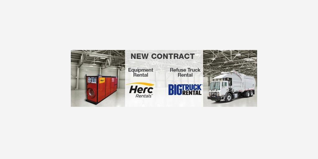 U.S. Communities announces new contract for equipment and truck rentals