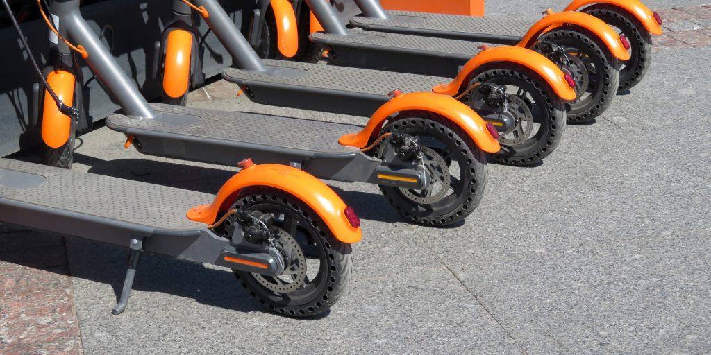 Detroit's different take on electric scooters