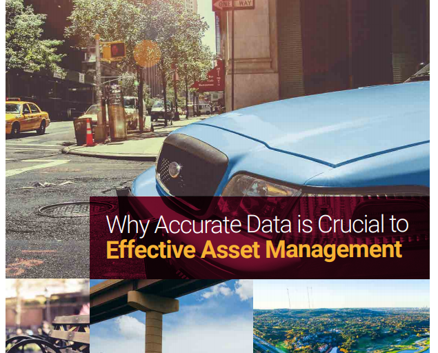 Why Accurate Data is Crucial to Effective Asset Management